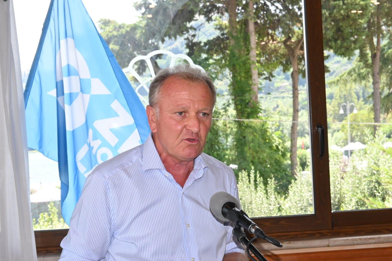 Il Segretario Generale, Claudio Tarlazzi, ha chiuso i lavori del Consiglio Regionale Uiltrasporti Lazio